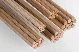 Dyvelpind 100 cm Ø 14 mm i bøgetræ værktøj