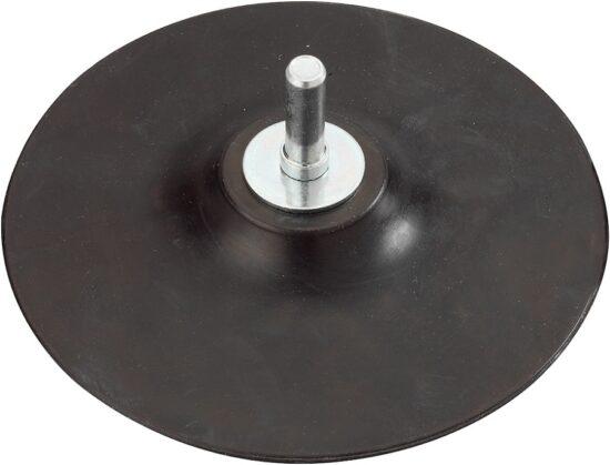 Gummi Bagskive Ø 125 mm værktøj