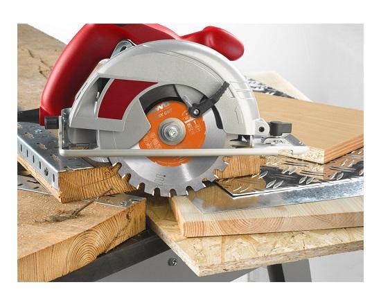 Rundsavsklinge 230 x 30 mm - 34 tænder værktøj