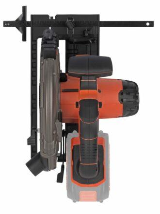 Rundsav med 190 mm klinge UDEN batteri værktøj