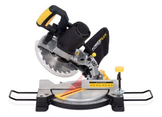 Kap og geringssav 1500 W  210 mm værktøj