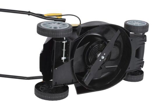 Plæneklipper 380 mm med BIOKLIP funktion værktøj
