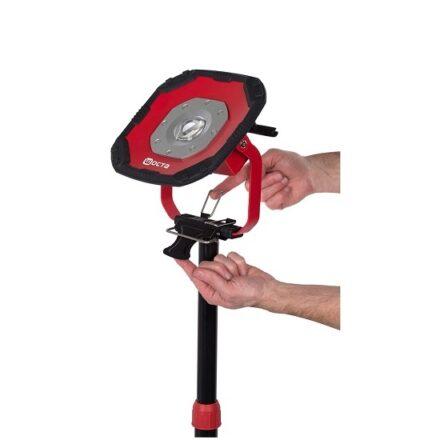 Stativ til LED lamper - teleskop 72-160 værktøj