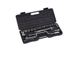 Topnøgle og værktøjssæt