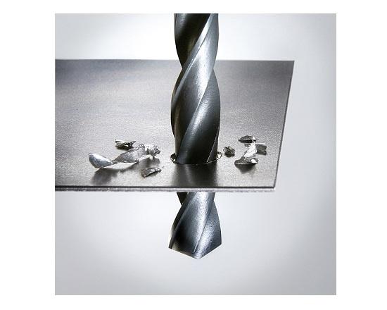 Metalbor 19 mm neddrejet skaft 13 mm værktøj