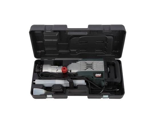 Nedbrydningshammer med 2 mejsler 1700 W værktøj
