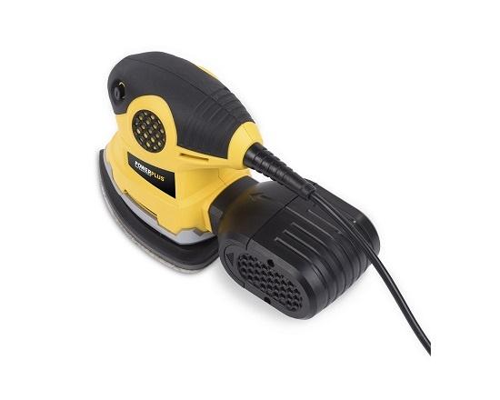 Slibemus med mikrofilter støvboks  220 W værktøj