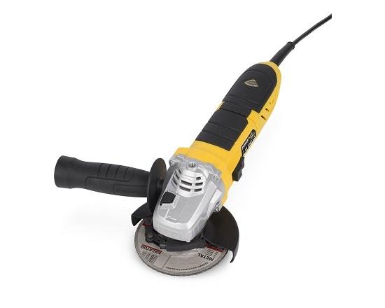 Vinkelsliber 115 mm 900 Watt værktøj