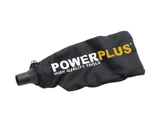 Lamelfræser 900 watt med støvpose værktøj