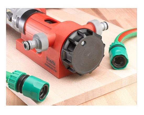 Pumpe til boremaskine P 57 - 3000 ltr. værktøj