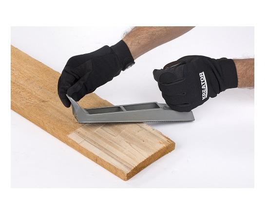 Kombihøvl & multirasp alu. 250 x 40 mm værktøj