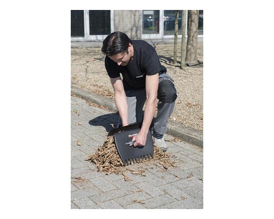 Blade opsamler værktøj