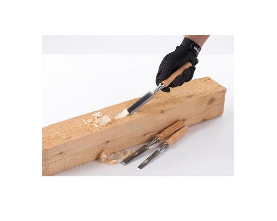 Stemmejernsæt / træskaft 6-12-18-24 mm værktøj