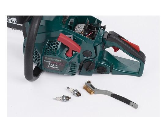Stålbørster til tændrør 3 dele værktøj
