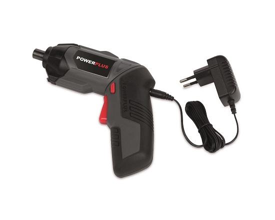 Skruetrækker 3,6 volt med LED lys værktøj