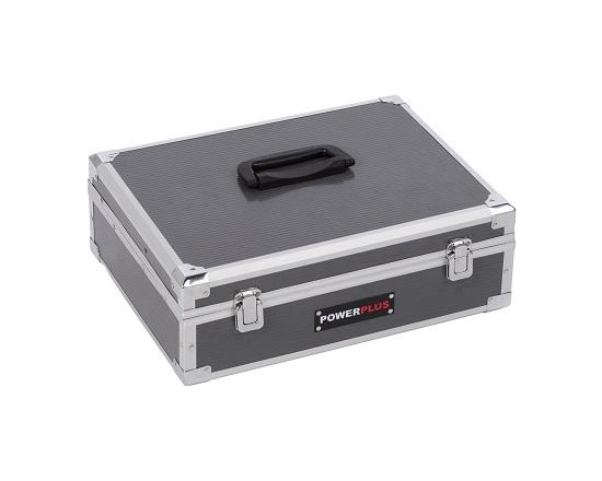 Bore og skruemaskine +306 dele i kuffert værktøj