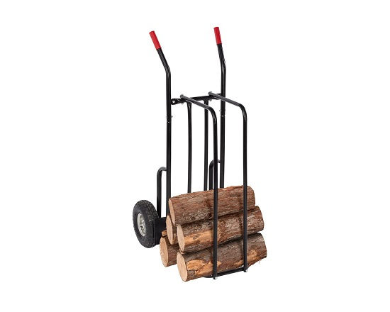 Sækkevogn til brænde 250 kg værktøj