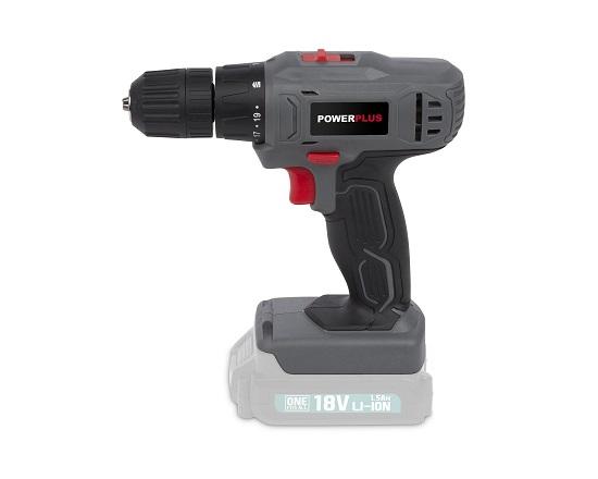 Bore og skruemaskine 18 Volt SOLO værktøj