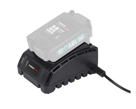 Oplader 230 Volt til 18 Volt POWEB serien værktøj