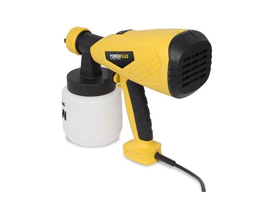 Malersprøjte HVLP 500 Watt 800 ml tank værktøj