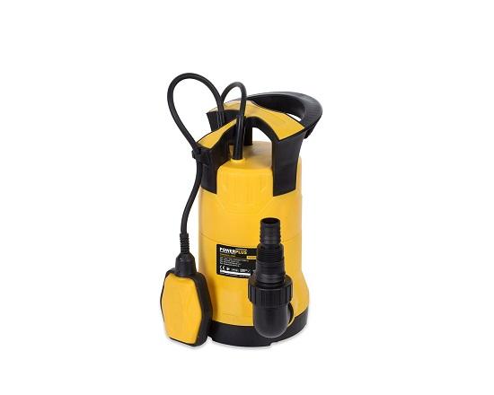 Dykpumpe til rent vand 11500 l/t 550 W værktøj