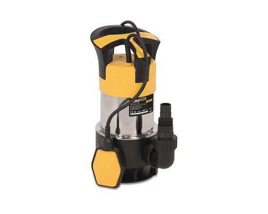Dykpumpe til snavset vand RUSTFRI 900 W værktøj