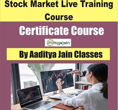 STOCK MARKET LIVE CLASS