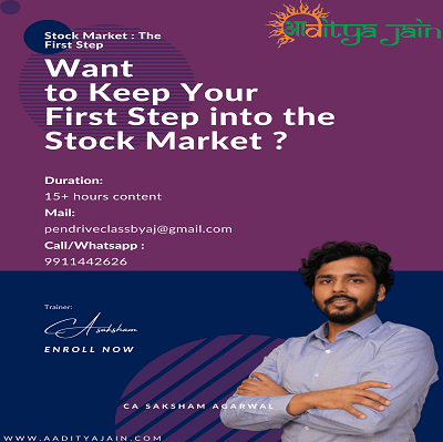 Stock Market the first step