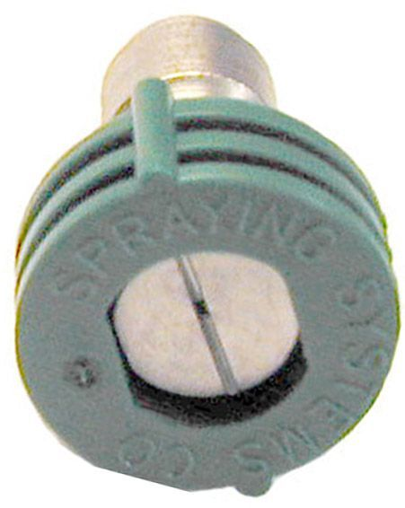 QC nozzle-15.0, 25° green