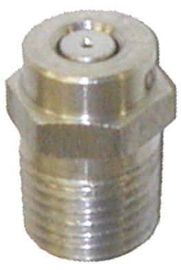 Male nozzle-10,25°