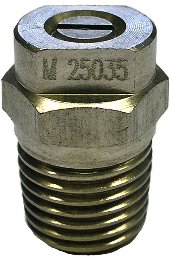 Male nozzle-10,15°