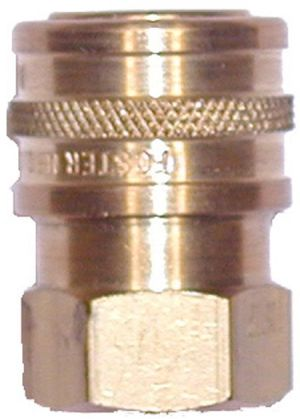 """Brass quick connect socket-1/2""""Fx1/2""""FPT"""