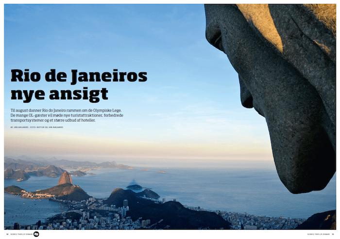 Rio de Janeiros nye ansigt