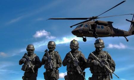 Alemanha pode perceber que forças armadas só fazem falta quando a gente mais precisa. Foto: Somchai Kongkamsri/ Pexels