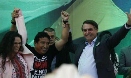 Jair Bolsonaro tem posição dúbia sobre o trânsito em julgado. Foto: Fernando Frazão/Agência Brasil