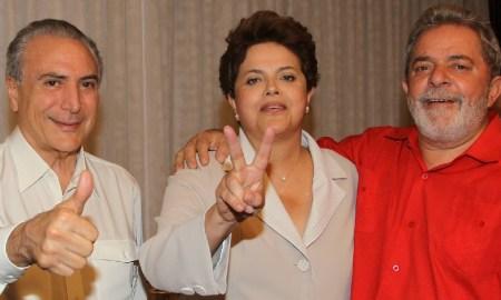 Dilma pode fingir que reclama, mas, da cadeia, Lula manda fechar com partidos pró-impeachment e pronto. Foto: Ricardo Stuckert