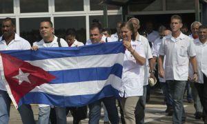 Médicos Cubanos. Foto: Ismael Francisco / Cubadebate