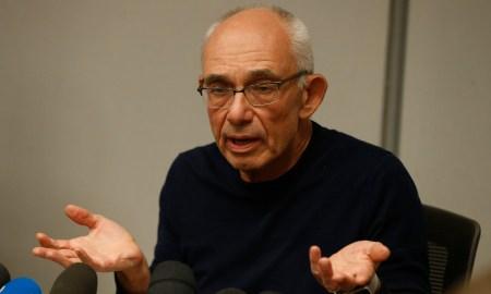 Schvartsman, presidente da Vale: prioridade de sua gestão, dividendos ficaram na lama. Foto: Tomaz Silva/Agência Brasil