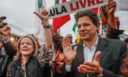 Salário mínimo: Haddad conta mentira e Gleisi ataca decreto de Dilma.