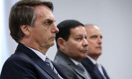 Após divulgar áudio para Bebianno, Bolsonaro terá de ouvir os áudios que o ex-ministro gravou. Foto: Marcos Corrêa/PR