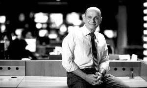 Ricardo Boechat: professor de Jornalismo. Foto: Divulgação/Band
