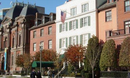 O 'hotel mais exclusivo do mundo': média de uma visita por mês. Foto: SchuminWeb/Wikimedia