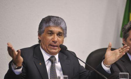 Paulo Preto: cadê o celular? Foto: José Cruz/Agência Brasil