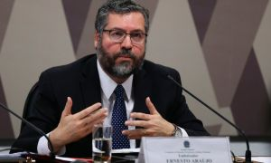 Este não é um ministro. Foto: José Cruz/Agência Brasil