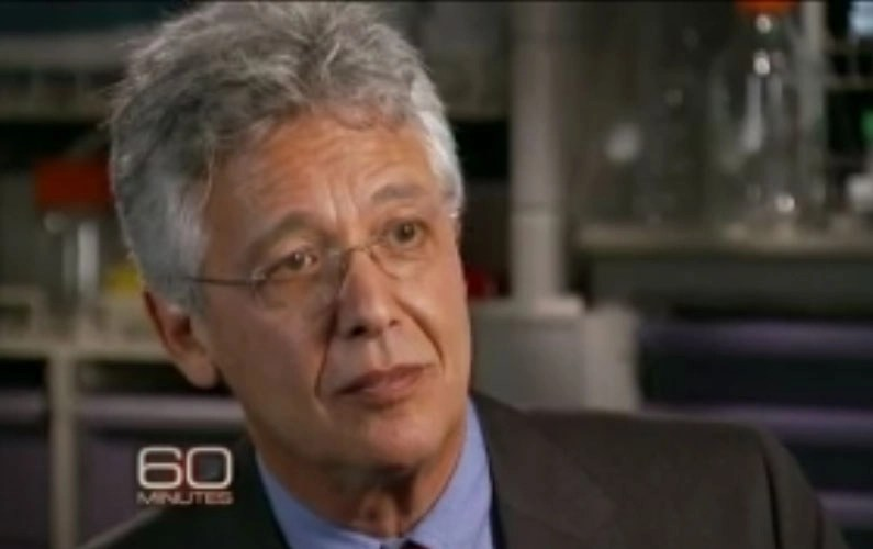 Entrevista a Irving Kirsch en el programa 60 minutos