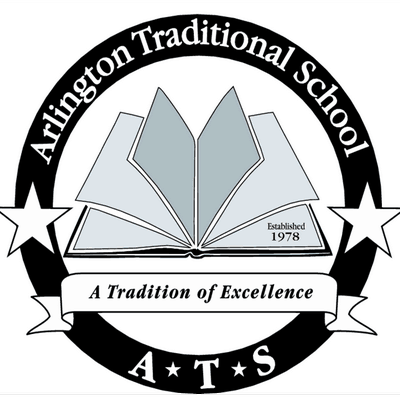 arlington traditional school logo