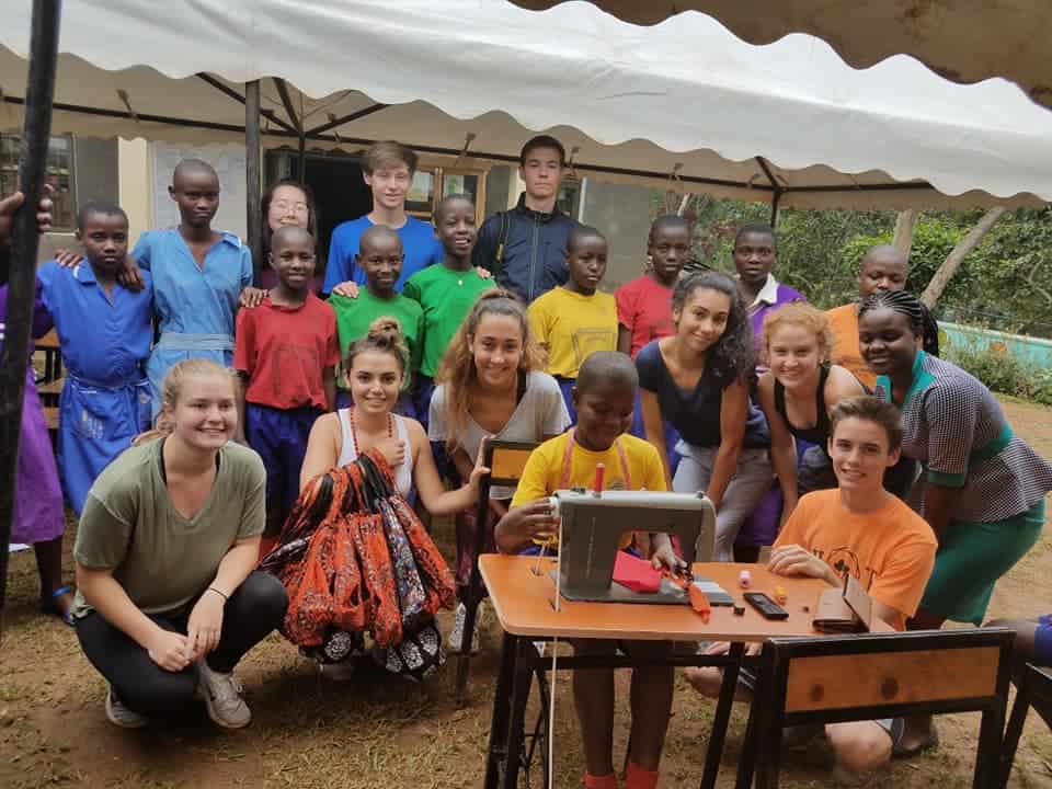 Teen Trip Recap from Uganda