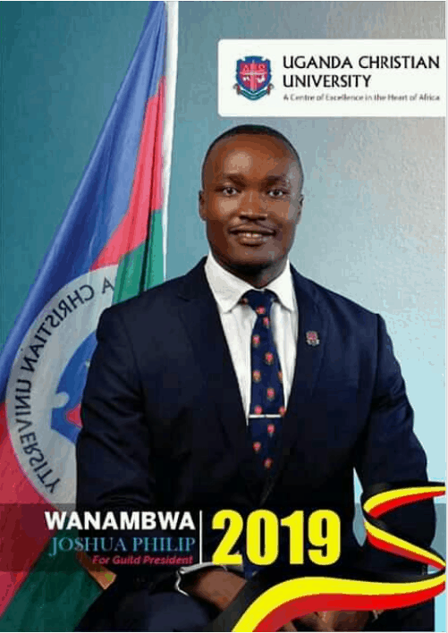 AAH University Student Joshua Wanambwa: A Shining Example of Uganda's Bright Future