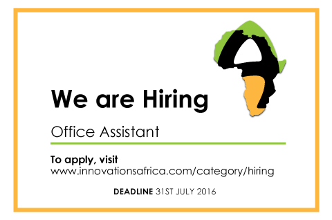 Hiring Office Assistant