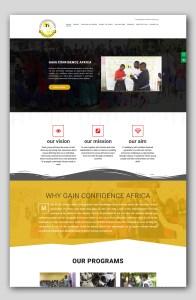 Gain Confidence Africa
